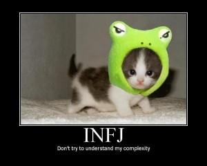 INFJ complex
